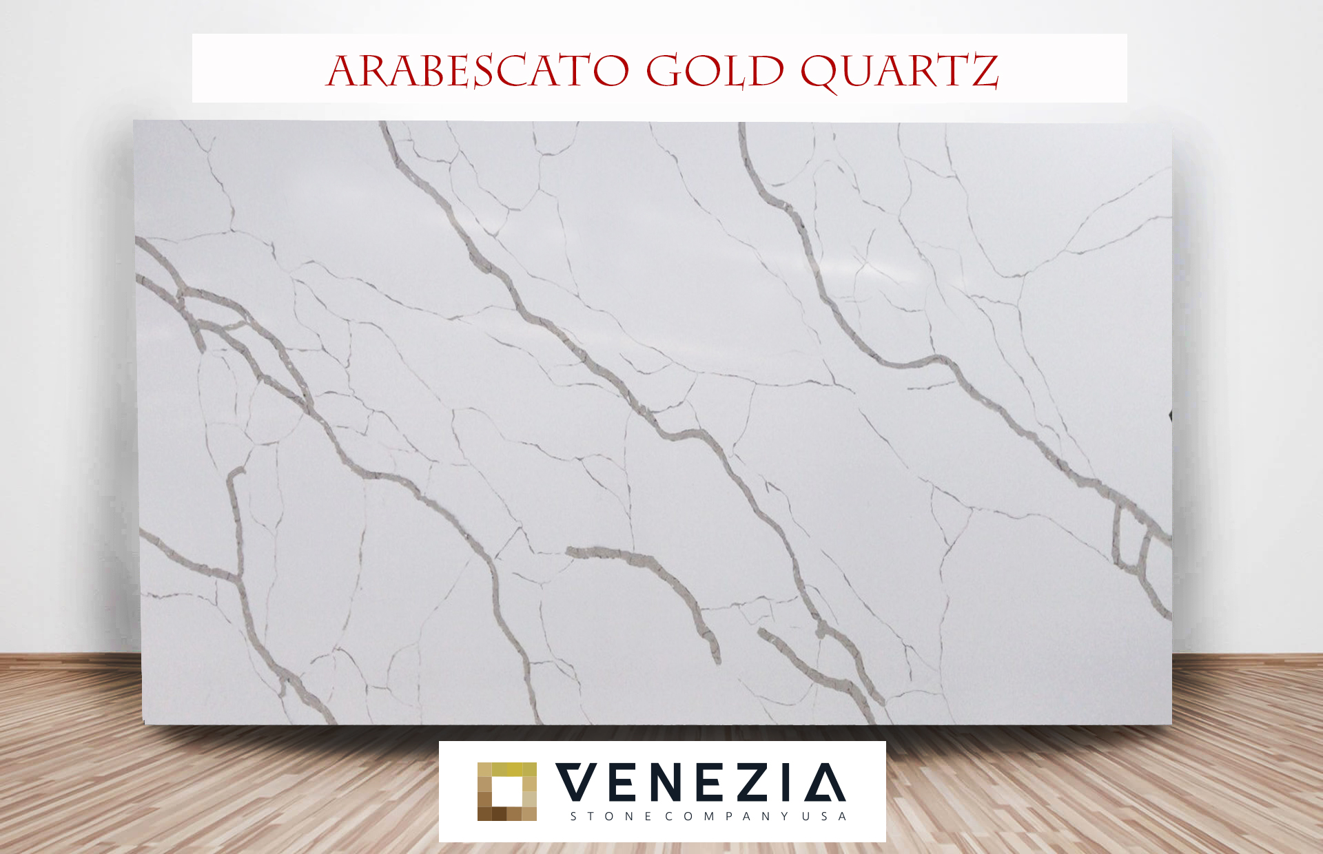 Arabescato Gold Quartz