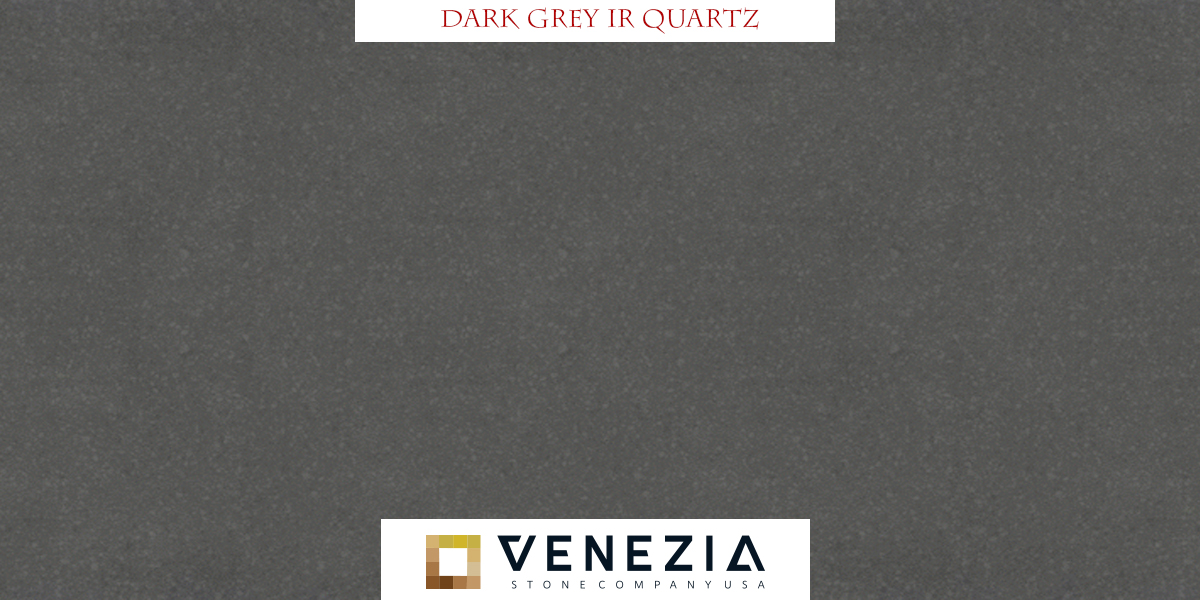 Dark Grey Quartz