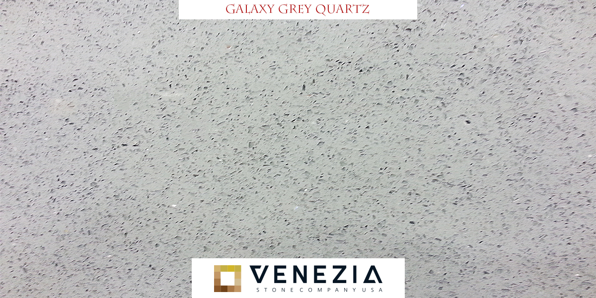 Galaxy grey quartz