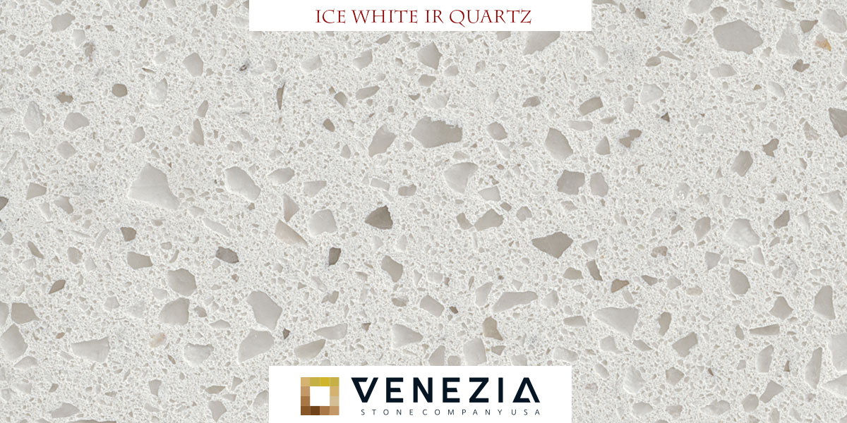 Ice White IR Quartz