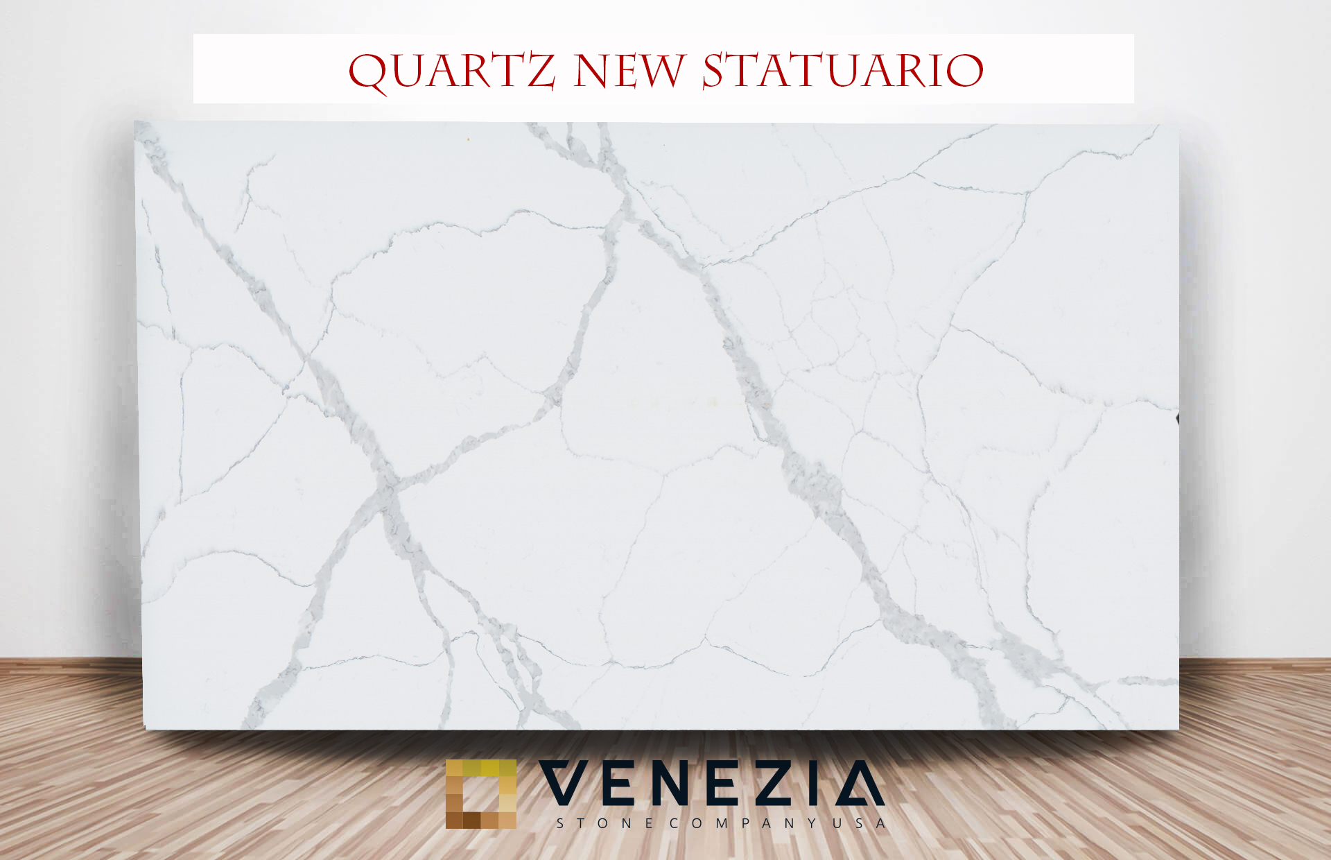 New Statuario Quartz