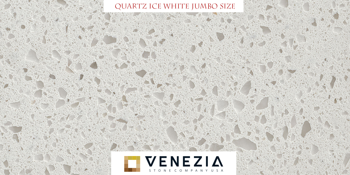 Ice White Jumbo Quartz