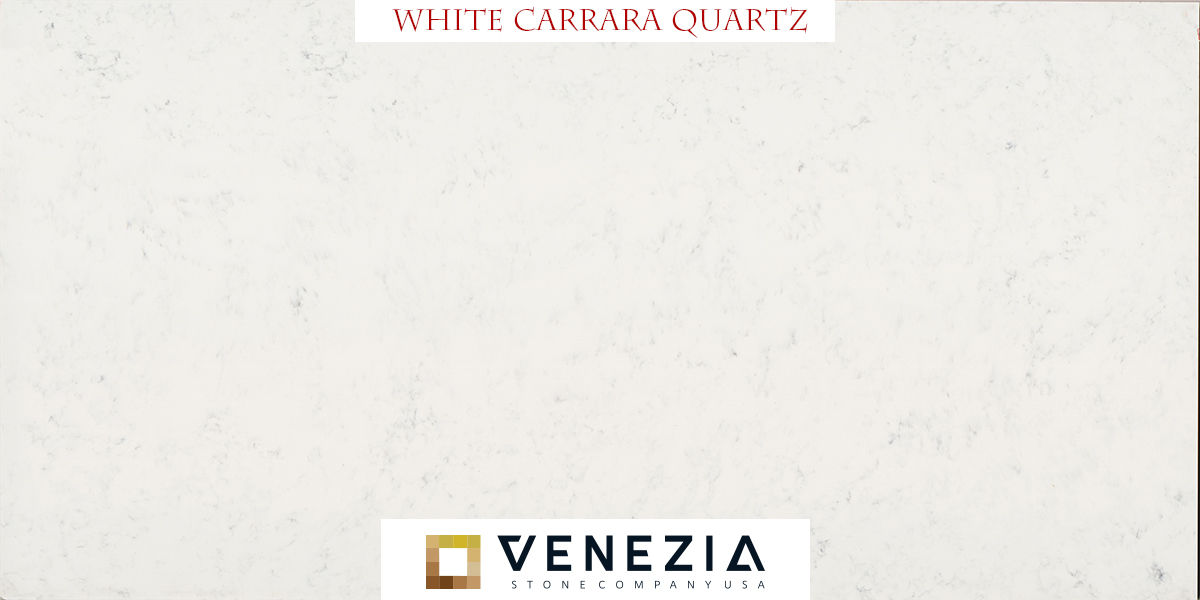 White carrara quartz